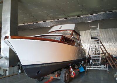 Yachtversiegelung