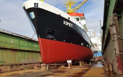Versiegelung für German Dry Docks