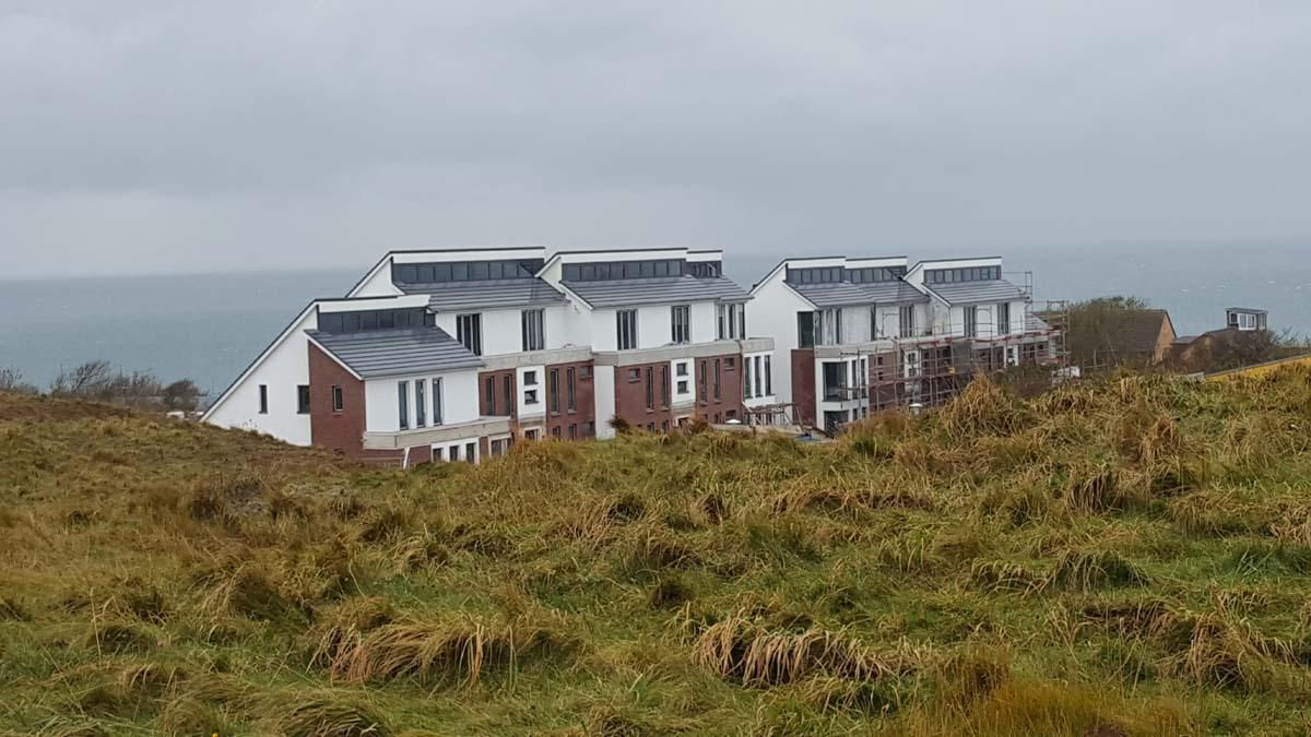 Versiegelungsobjekt von Neubau auf Helgoland Bild 1