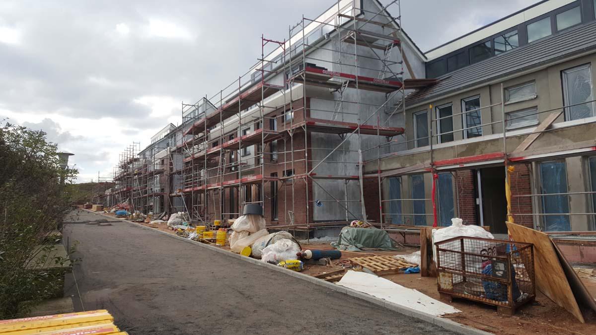 Versiegelungsobjekt von Neubau auf Helgoland Bild 2