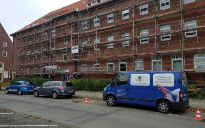 Fensteranschlußfugen für die Seestadt Bremerhaven
