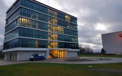Glasversiegelung für DEK Hamburg