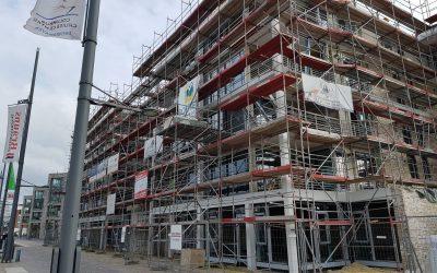 """Dauerelastische Fugen im """"Panorama House"""" in Bremerhaven"""