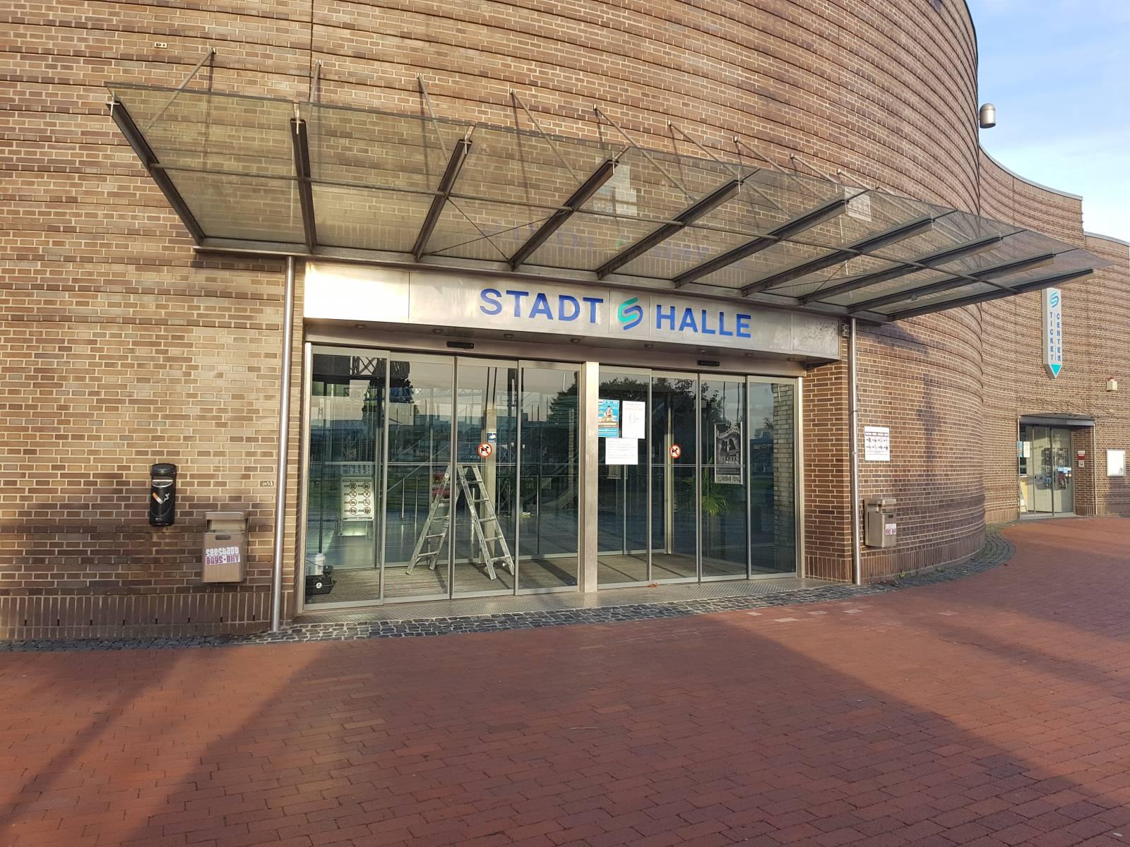 Stadthalle Bild 1